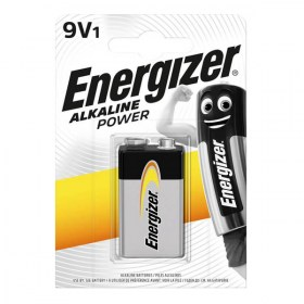 Батерия Energizer Power Alkaline 9 V